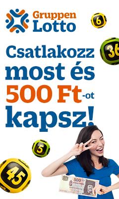 GruppenLotto reklám